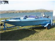 Viking Carrera powerboat for sale