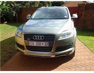 AUDI Q7 4.2 FSI Quattro Tiptronic 4X4 FULL HOUSE LIKE NEW