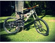 Cannondale Judge Downhill Mountain Bike