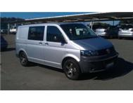 2011 VW Transporter BiTurbo 4motion