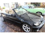 BMW 3 Series 330 Ci CONVERTIBLE