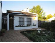2 Bedroom garden cottage in Stellenbosch