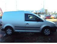 2008 VW CADDY 1.6 PANELVAN