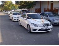Special Wedding Car Package 2xNew Models R2400 Both
