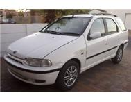 Fiat Palio Weekend HL (High level spec)