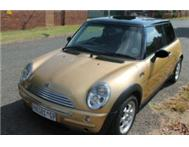 2003 MINI COOPER | MANUAL | 1.6L | 179000Km