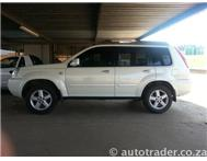 2007 NISSAN X-TRAIL 2.5 4x4 sel at