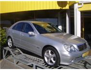 2006 MERCEDES BENZ C350 A/T AVANTGARDE