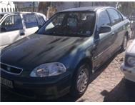 Honda Ballade 150i Luxline in Original Condition