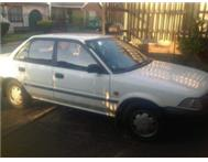 Showroom condition 1990 toyota corolla for sale.LOW KM s