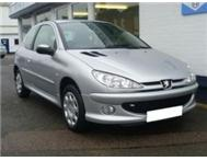 2008 PEUGEOT 206 14i 3Dr POP-ART