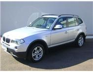 BMW - X3 xDrive 20d Steptronic Exclusive