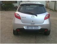 Mazda 2 dynamic 1.3 2009 cor done ...