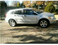 URGENT SALE: DODGE CALIBER 2.0 CVT SXT