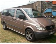 Mercedes Benz Vito 220 CDI Manual Roodepoort