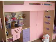 Girls Bedroom Suite