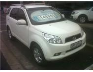 DAIHATSU TERIOS 7 SEATER 4X4 LONG WHEEL BASE
