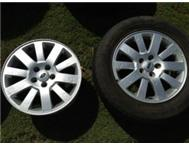 Land Rover Discovery 3 Mags and Tyres