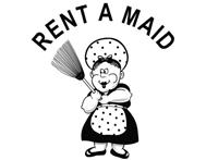 RENT A MAID PERMANENET PLACEMENT SPRING CLEANING WINDOW CLEANING CASUAL MAIDS in Office & Home Cleaning KwaZulu-Natal Berea Durban - South Africa