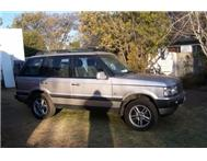 2001 Land Rover Ranger Rover 4.6 HSE Vogue