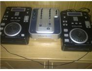 DJ Equipment for sale Johannesburg