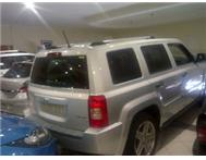 2008 JEEP PATRIOT 2.0 CRD FOR SALE