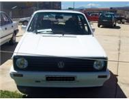 1993 VW Citi Golf 1300 Hatchback