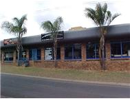 Prime Business property is situated in Hermanstad Pretoria.
