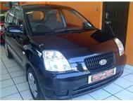 2005 Kia Picanto Only 94000Km s FSH Immaculate Condition!!