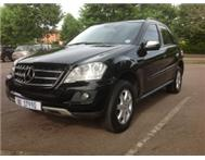 09 MERC ML 320 CDI FACELIFT MMA WHOLESALERS