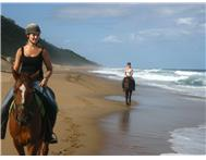 Mini-Endurance Horse Ride -- BEACH