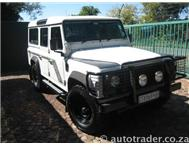 1996 LAND ROVER DEFENDER 110 TDi