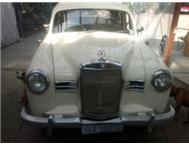 180D Mercdes 1947 Ladysmith