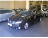 LEXUS IS250 PEDALSHIFT A/T FOR SALE