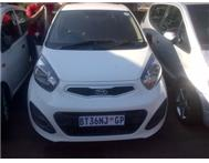 Kia Picanto 2012 New Shape Pretoria