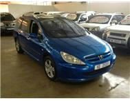 2002 PEUGEOT 307 2.0i Station Wagon