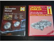JAGUAR WORKSHOP & RESTORATION MANUAL