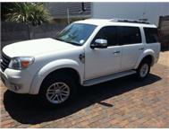 2011 Ford Everest(Gauteng)