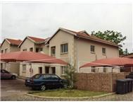 3 Bedroom Townhouse to rent in Buccleuch