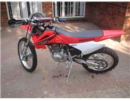 Honda CRF230 2005 Ideal beginners bike.