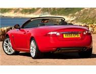 2006 Jaguar Xk Convertible Luxury