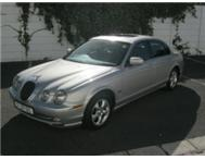 Jaguar S-Type 3.0 V6 SE Auto with Sunroof