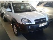Excellent Condition - 2004 Hyundai Tucson 2.7V6 AWD Automatic