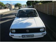 VW GOLF 1300 GREAT RUNNER GIVE AWAY BARGAIN