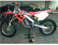 HONDA CR 125 FOR SALE!