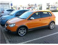 Volkswagen polo cross 1.6 2009 101000km.