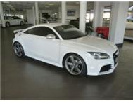 2010 AUDI TT RS CUOPE QUATTRO MANUAL