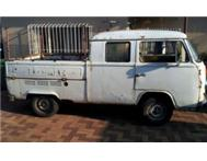 VW Kombi Half Loaf Bus/ Bakkie For Sale!