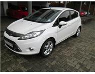 2011 FORD FIESTA 1.6i SPORT 5DOOR