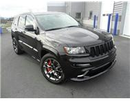 2013 JEEP GRAND CHEROKEE 6.4 SRT8